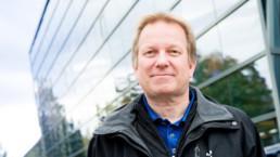 Tampereen veden toimitusjohtaja Petri Jokela.