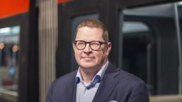 Pekka Sirviö, Tampereen Raitiotie Oy