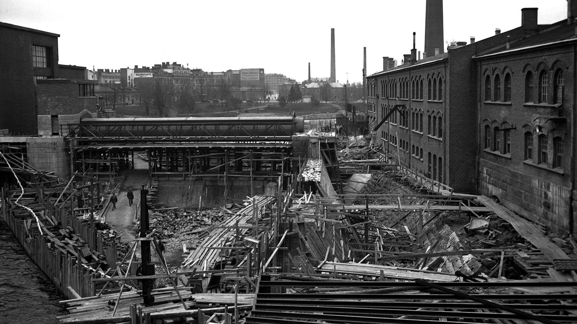 Tampereen Historia