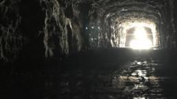 Kuva tunnelista